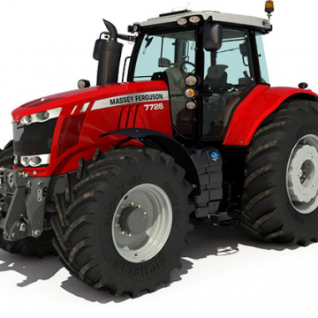 Massey Ferguson 7720 S Dyna 6 EFFICIENT DEMO