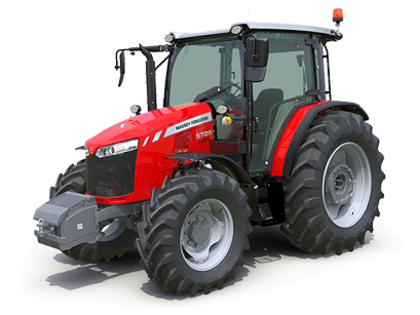 Traktory Massey Ferguson Global Dyna 4