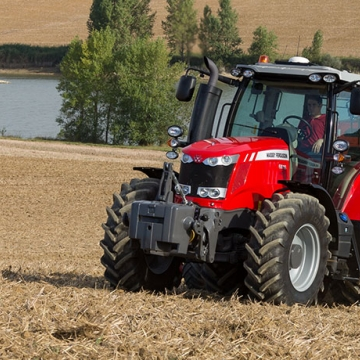 Massey Ferguson 6718 S Dyna VT EFFICIENT DEMO: 30 Mth